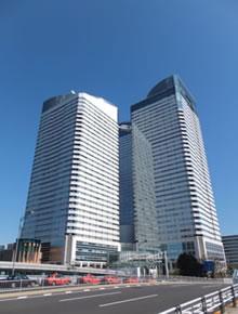 晴海アイランドトリトンスクエア オフィスタワーW,X,Y,Z
