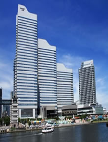 クイーンズスクエア横浜タワーB,C